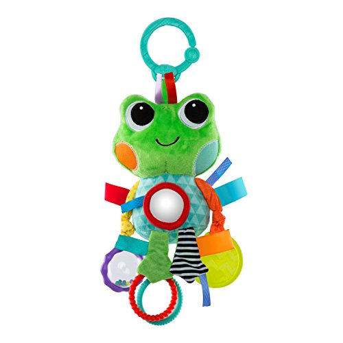 Bright Starts Playful Pals Frog (Playful Frogs)