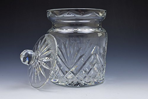 Waterford Lafford Biscuit Barrel Jar w/ Lid - NIB
