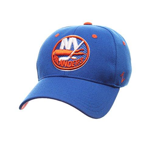 Zephyr NHL New York Islanders Men's Breakaway Cap, Large, Royal