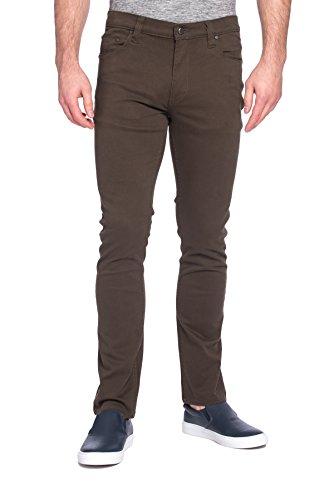 Lightweight 5 Pocket Jeans - 4