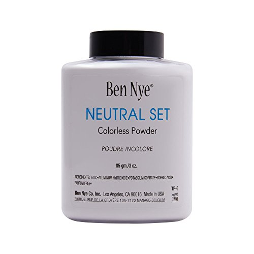 Ben Nye Classic Translucent Face Powder 3 Oz Neutral Set Face Powders - Neutral Set