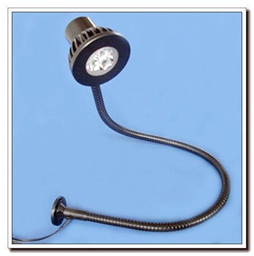 LED Work Light for Milling, Lathe, Work Bench Led 'Gooseneck' Lamp