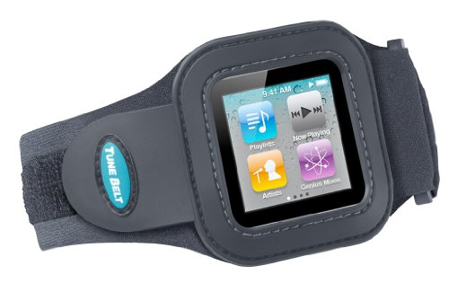 Armband for iPod nano 6th generation - use WITH or WITHOUT N
