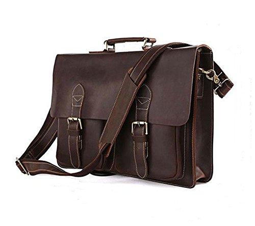 Bags World High Quality Handmade bags 100% Crazy horse HANDMADE Leather...