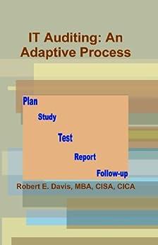 IT Auditing: An Adaptive Process by [Davis MBA CISA CICA, Robert E.]