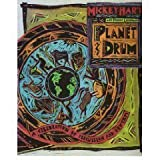 Planet Drum : A Celebration of Percussion and Rhythm, Hart, Mickey and Lieberman, Fredric, 0062503979