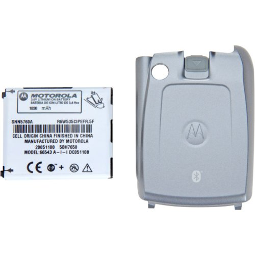 Motorola Li-ion Battery Kit for Motorola (E815 Lithium Ion Battery)