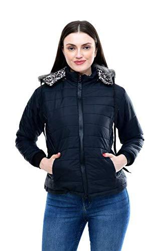 MONTREZ Full Sleeve Solid Parka Women Jacket