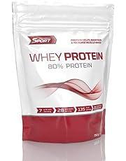 Topformula Sport | Whey 80% Protein Vanilj/Ananas