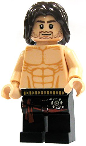 LEGO Prince of Persia LOOSE Mini Figure Shirtless Dastan