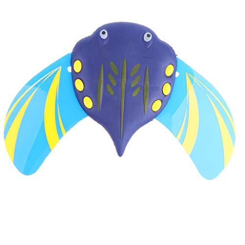 P Prettyia アクションゲーム 魚雷ダイビング 水中 投げ魚雷 プール バスタブ おもちゃ 子供用 調節可能