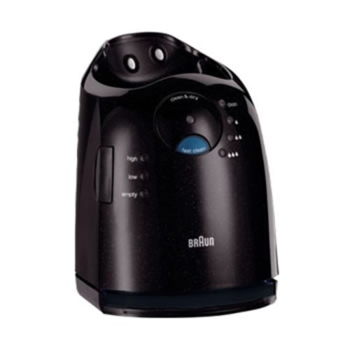 Braun Pulsonic Clean Charge Base Unit (Braun Shaver Clean And Renew)