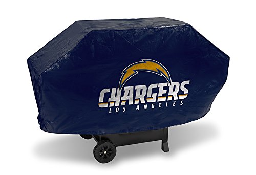 - NFL Los Angeles Chargers Vinyl Padded Deluxe Grill Cover