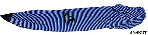 Acavati Surfboard Sock- Easy Protection for Your Long Board with Our Premium Grade Surfboard Cover- 10 Feet Long - Blue Color