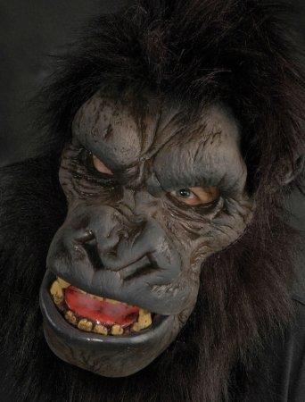 Zagone Go-rilla Mask, Gorilla, Ape, -
