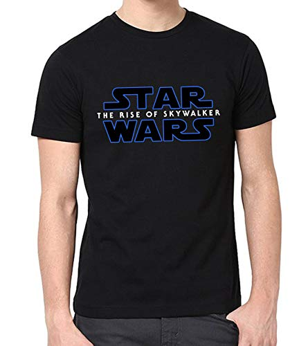 Star Wars Graphic Tees for Mens - Adult The Rise of Skywalker T Shirt (XXL)