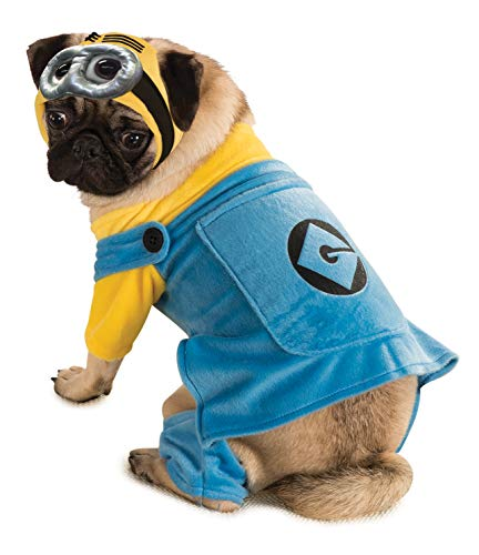 Despicable Me Minion Pet Costume, X-Large