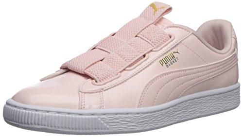 Puma 366195 Tenis de Deporte para Mujer, Pearl/White, 25,5