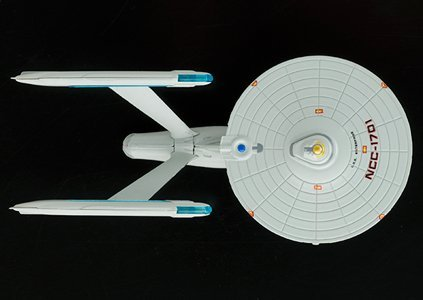 U.S.S. Enterprise NCC-1701 TMP Star Trek Official Starships Collection