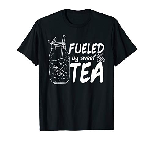Fueled By Sweet Tea | Funny Southern Country Gift T-Shirt