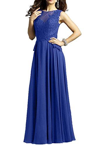 Royal Blau Neu Damen Tanzenkleider Jugendweihe Abendkleider Spitze Langes Kleider Charmant Promkleider Svwdqzz8
