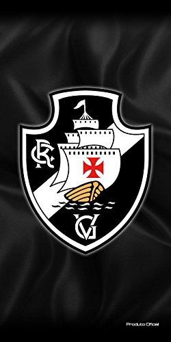 Toalha Felpuda Time de Futebol - Vasco  4205dd1db2d63
