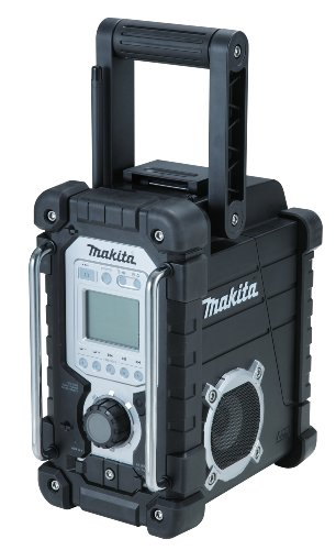 Makita LXRM03B 18-volt LXT Lithium-Ion Cordless FM/AM Jobsite Radio with iPod Docking Station Tool Only (Discontinued by Manufacturer)