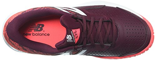 Women's Balance New Hot Shoe Burgundy Wc696v3 Pink Tennis H5qrZdwq
