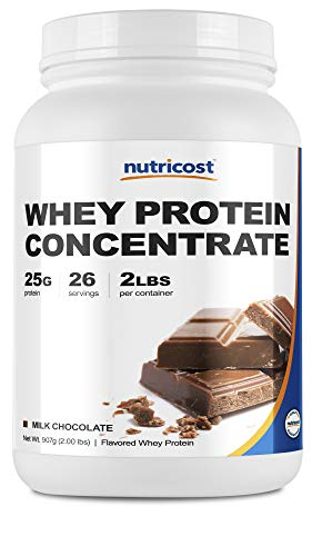 Nutricost Whey Protein Concentrate