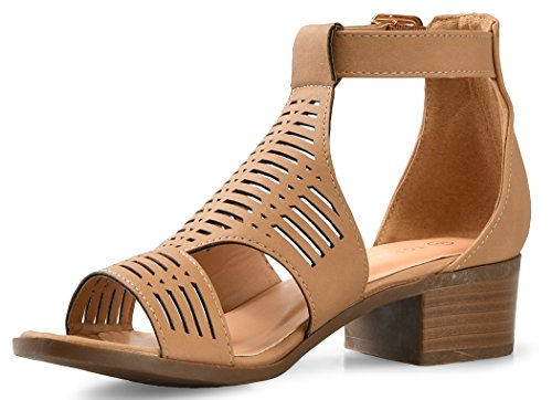 afb61601798e0 Best Wooden heels sandals (September 2019) ☆ TOP VALUE ☆ [Updated ...