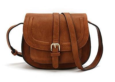 ANNA JONES Adjustable Shoulder Strap Shoulder Bags Cross body Bags Small Purse for Women
