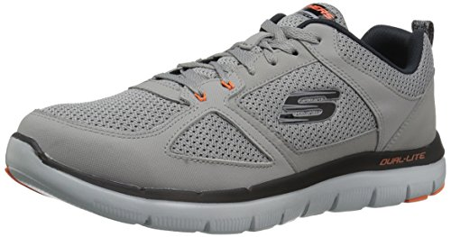 38057961bd Galleon - Skechers Sport Men s Flex Advantage 2.0 Oxford
