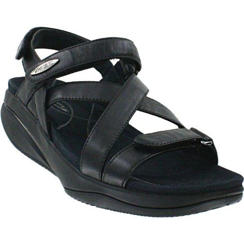 - MBT Women's Kiburi Sandals,Black,37 M EU / 6-6.5 B(M) US
