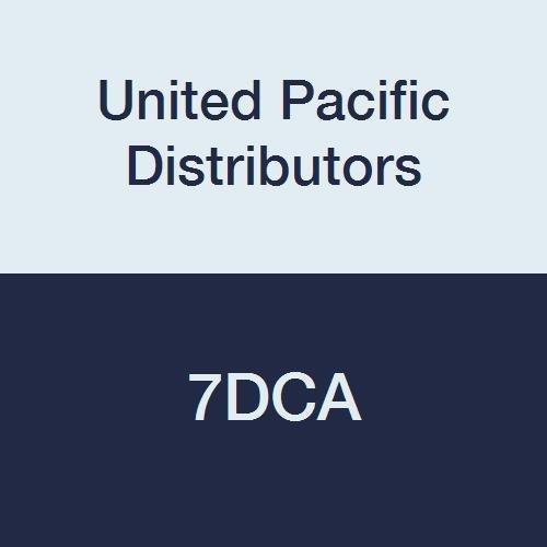 3//4 3//4 United Pacific Distributors 7DCA Aluminum Dust Cap