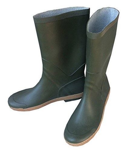 Stivali Da Giardino Stivali Da Lavoro In Pvc Stivali Da Pioggia, 38 Gr