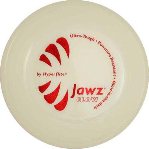 Jawz Disco - resistente a las mordidas - Luz brillo en La Oscuridad Hyperflite
