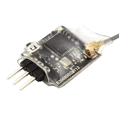 anyilon Model Accessories Radiolink R12DSM R9DS R8FM R6DSM R6DS R6FG R6F R8EF Rc Receiver 2.4G Signal for RC Transmitter
