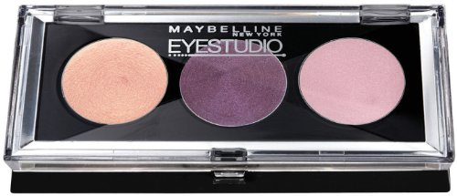 Maybelline New York Eye Studio Color Gleam Cream Eyeshadow, Purple Possibilities, 0.1 Ounce 0.1% Cream