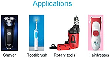 Geilienergy NiMH 1,2 V AA 2000 mAh afeitadora recargable con ...