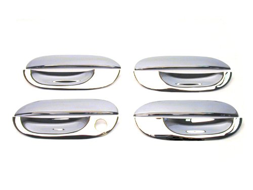 URO Parts CDH-E38/E39 Chrome Door Handle -
