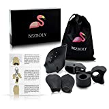 Breathable Orthopedic Bunion Corrector & Splint Kit for Women by BEZBOLY - Pain Relief in Hammer Toe Straightener, Hallux Valgus - Toe Pads for Big Toe, Pinky Toe Corrector de Juanetes