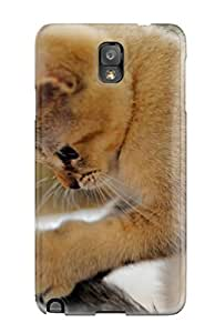 New Arrival Case Specially Design For Galaxy Note 3 (scottish_shorthair_kitten)