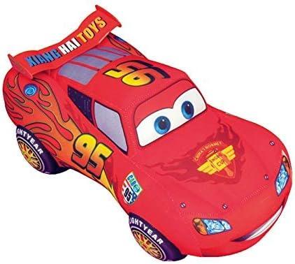 Felpa 17cm Juguete de Disney Pixar Cars for niños Juguetes Mcqueen Peluches Lindos Coches de Dibujos Animados Juguetes de Peluche Los Mejores Regalos for los niños