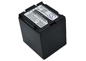 Batería para Hitachi DZ-BX35E, 7.4V, 2160mAh, Li-ion