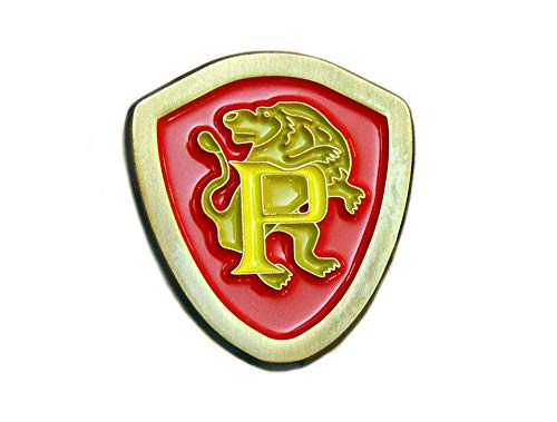 HP Prefect Badge - Red and Gold House - Gryffindor Colors House
