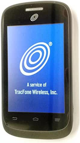 ZTE Valet Android Prepaid Phone (TracFone)
