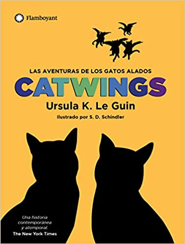 Catwings - Ursula K. Le Guin