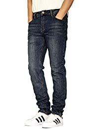 "<span class=""a-offscreen"">[Sponsored]</span>MEN'S SKINNY FIT STRETCH JEANS"