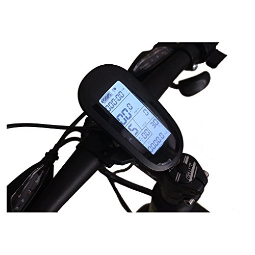 ZOOMPOWER ebike 24v 36v 48v intelligent kt lcd lcd6 ktlcd6 control panel display electric bicycle bike parts kt controller by ZOOMPOWER (Image #4)