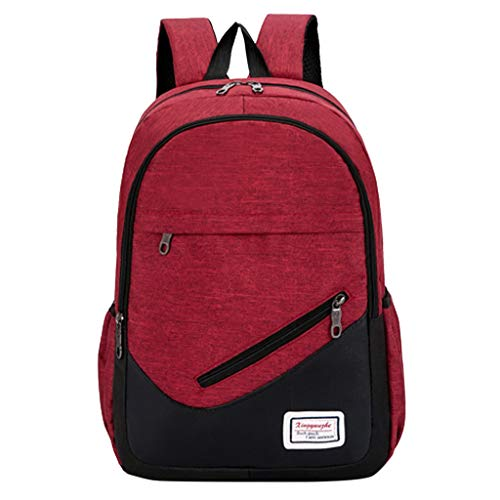 Clearance!DDKK bags Unisex Water Resistant Travelling Backpack College Daypacks School Outdoor Sports Casual Rucksack